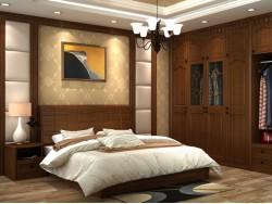 箭牌全屋定制美式风格卧室定制系列
