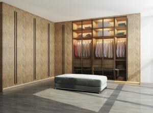 柏林世家全屋定制衣柜及衣帽间四种不同风格装修图