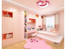冠特定制家具儿童房衣柜