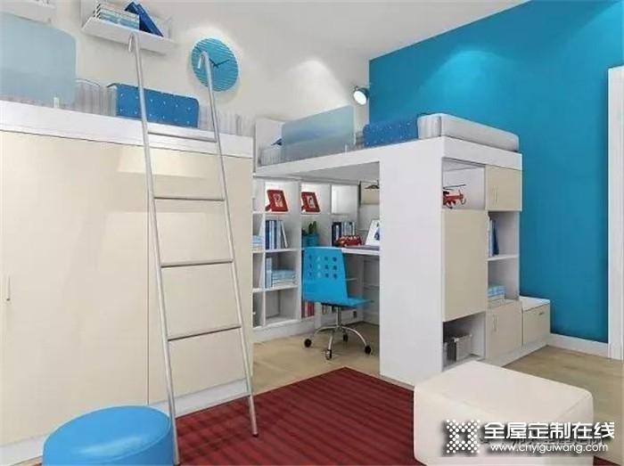 帅太全屋定制儿童房赏析,为TA建造一个健康快乐的成长空间