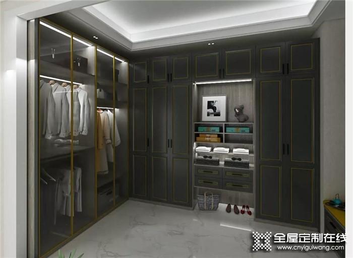 全度家居全新款衣柜,让人忍不住告白的衣柜!