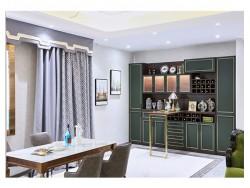 柏莱雅全屋定制丹仕顿系列-餐厅酒柜