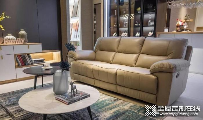 不知道客厅沙发怎么选?快来卡诺亚看看吧!