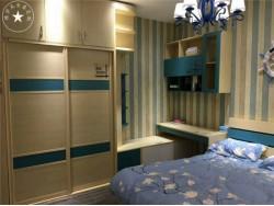 博萨尼全屋定制-地中海风格卧室衣柜