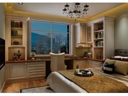博萨尼全屋定制美式风格卧室