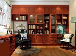 博萨尼全屋定制中式装修效果图,清雅中式风全屋家具