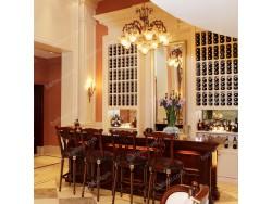 百特斯欧式风格酒柜VIII