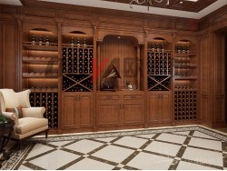 欧迪雅全屋定制欧式酒窖