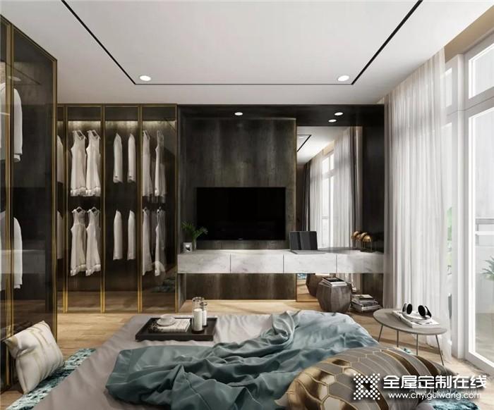 冠特全屋定制带来6款定制衣柜,美观实用又省空间!