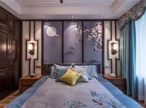 帝安姆140㎡新中式实景图,古韵雅致自然舒适