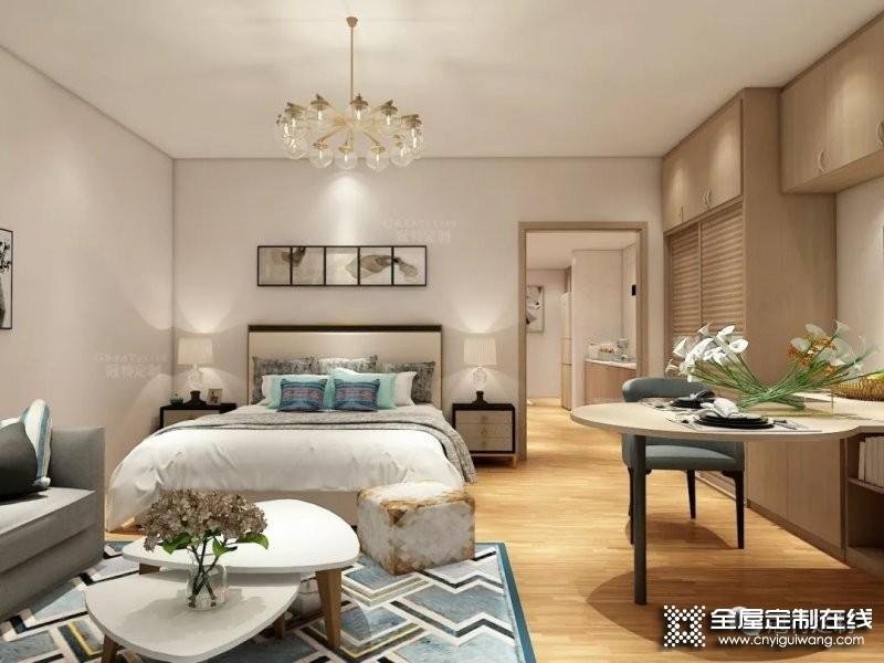 冠特6款定制衣柜设计 美观实用100%利用空间