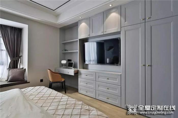卧室选什么样的衣柜好呢?快来看看佰丽爱家带来的干货吧!