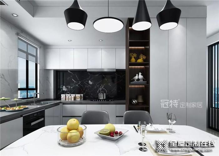 冠特带来厨房装修须知,让你的日子更加活色生香