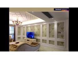 动动佳定制之家实木护墙板系列