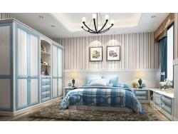 地中海卧室系统|全屋定制