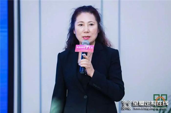 访欧派家居集团工程副总经理宁惠:工程精装行业的2大趋势与实现定制精装的3项基础