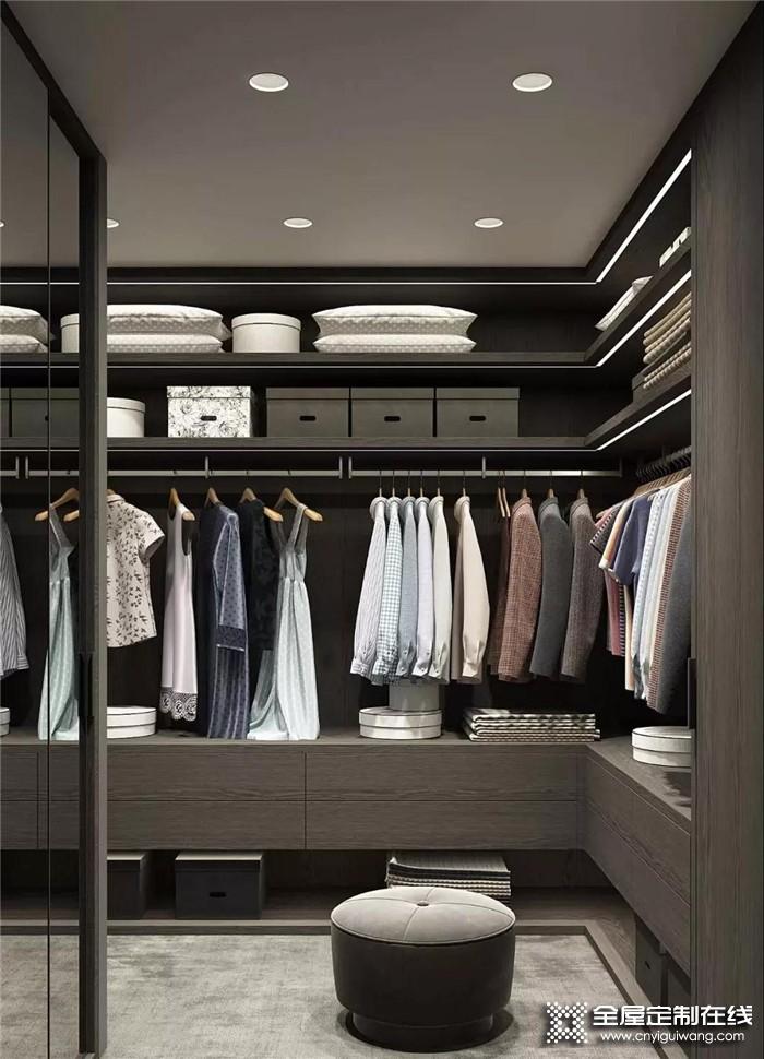 关于衣柜定制的那些学问,梵帝尼来告诉你