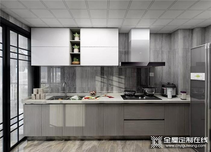 欧派教你6个厨房装修小方法,既好用有省钱