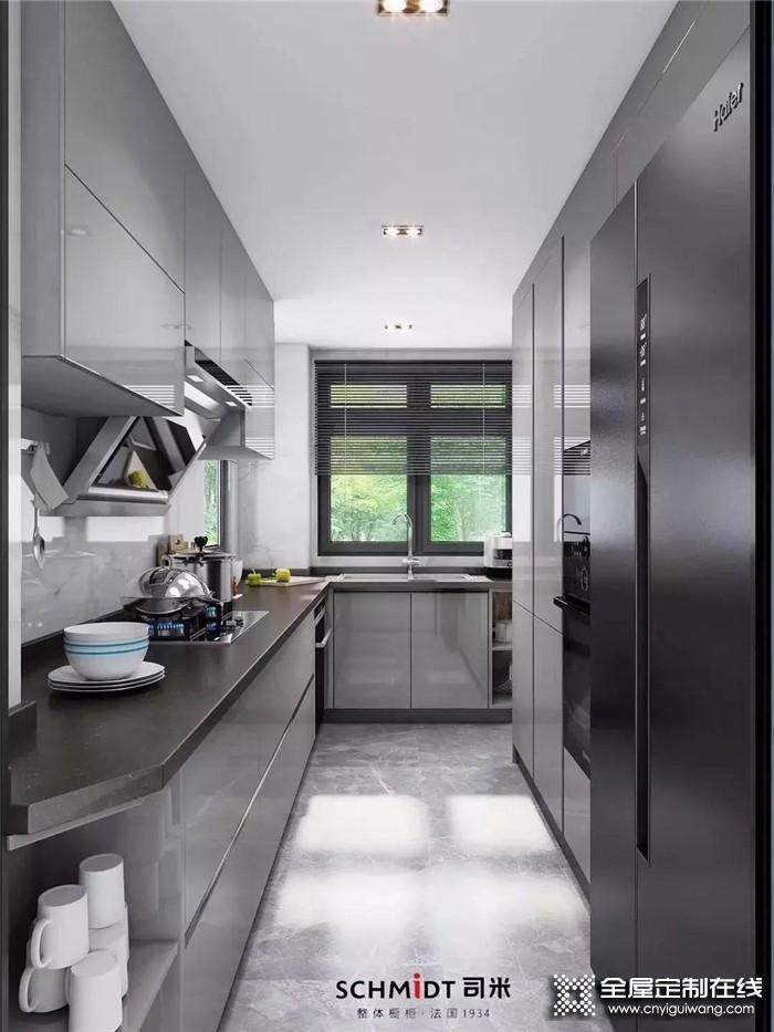 小厨房到底怎么装橱柜比较好?索菲亚全屋定制给你出主意!