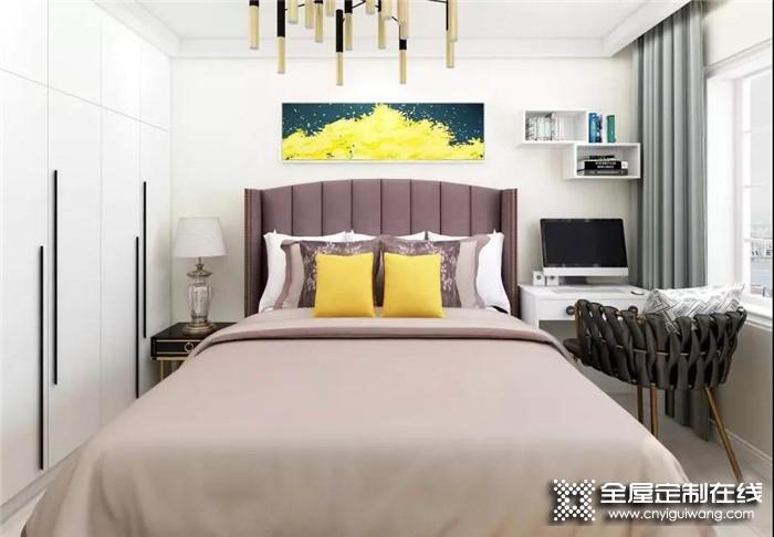 简一教你几招配色技巧,轻松打造自己的卧室空间!