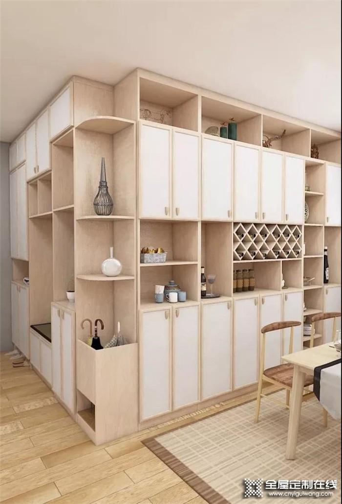 家里鞋柜怎么设计?看看莱茵艾格案例就知道!