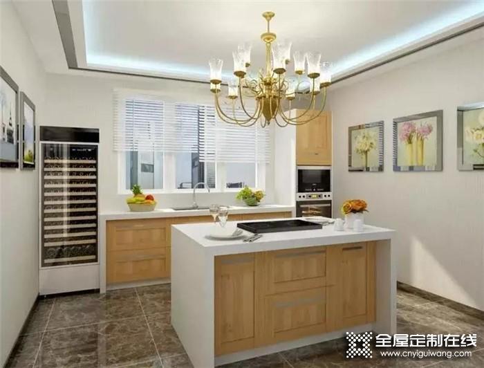 厨房装修怎么搭配颜色?看看索菲亚案例就知道!
