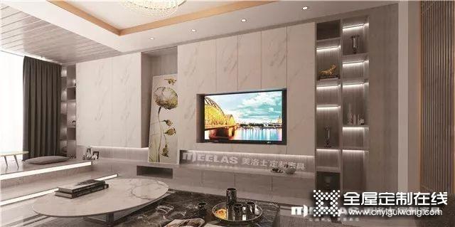 美洛士6款电视柜设计案例  实用性非常强