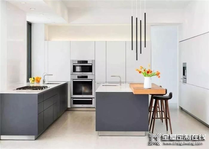 开放式厨房有什么优势呢?诺维家全屋定制来帮你分析