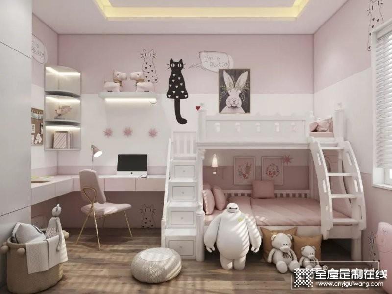 儿童房设计技巧 蓝乔教您如何合理设计儿童房