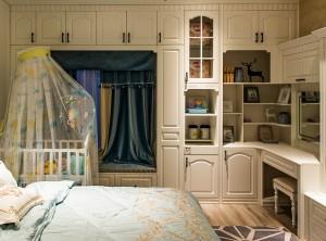 全度家居不同风格的卧室装修图片