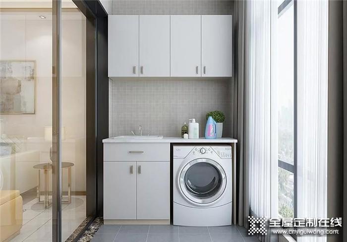 阳台柜怎么设计?看德维尔全屋定制如何增加收纳空间!