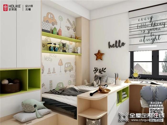 好莱客100㎡老房爆改日式四房,多功能榻榻米亮了,最重要的还是设计!