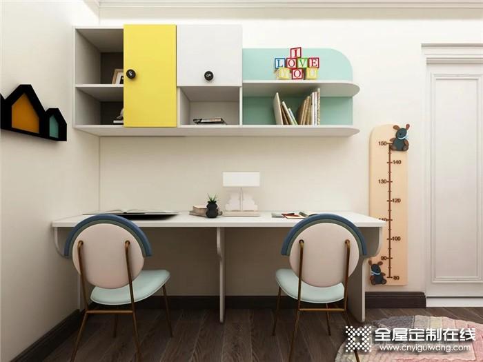 诗尼曼超赞的20款儿童房设计,家长们赶紧学起来,再也不为收拾家务烦恼!