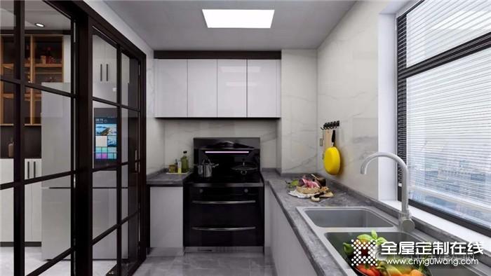 跟着卡诺亚一起玩转色彩,打造一个专属于自己的厨房吧