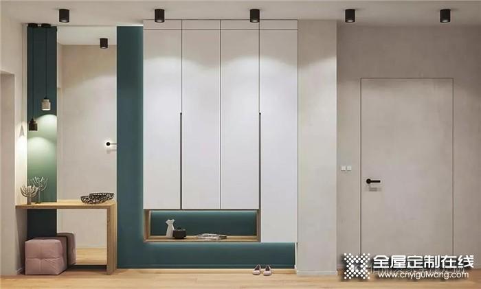玄关和鞋柜的设计怎么设计好?佰丽爱家教你几招~