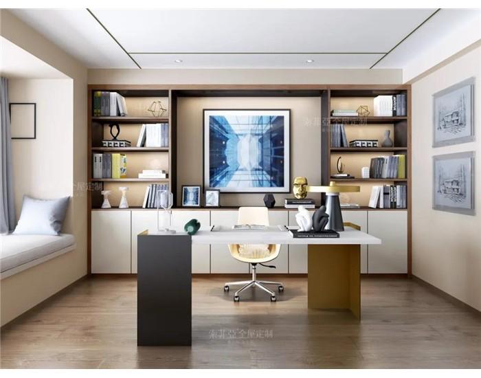 看完索菲亚的这几套书房设计,都想把家里的书房重新装修一遍!