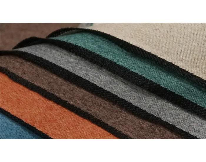 索菲亚定制窗帘遮光系列采用黑丝类的遮光窗帘,健康环保,让你睡个安心觉