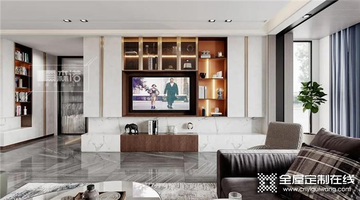 森诺低奢家居,现代风和复古风相融合,体现奢而不俗的家居空间