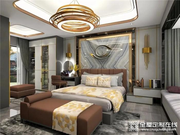 听德维尔的,卧室衣柜这样设计,秒多出5㎡收纳空间!