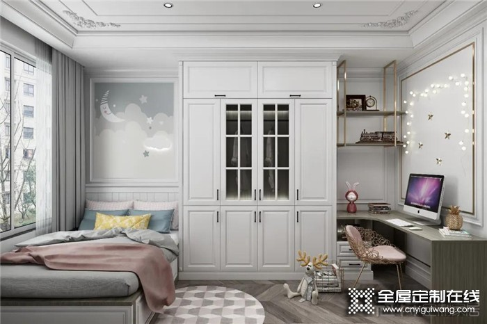 冠特简欧风设计案例,展现典雅魅力,诠释迷人气度!