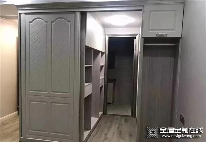 欧陆春秋那些精选衣柜设计,既能节省空间又有个性~