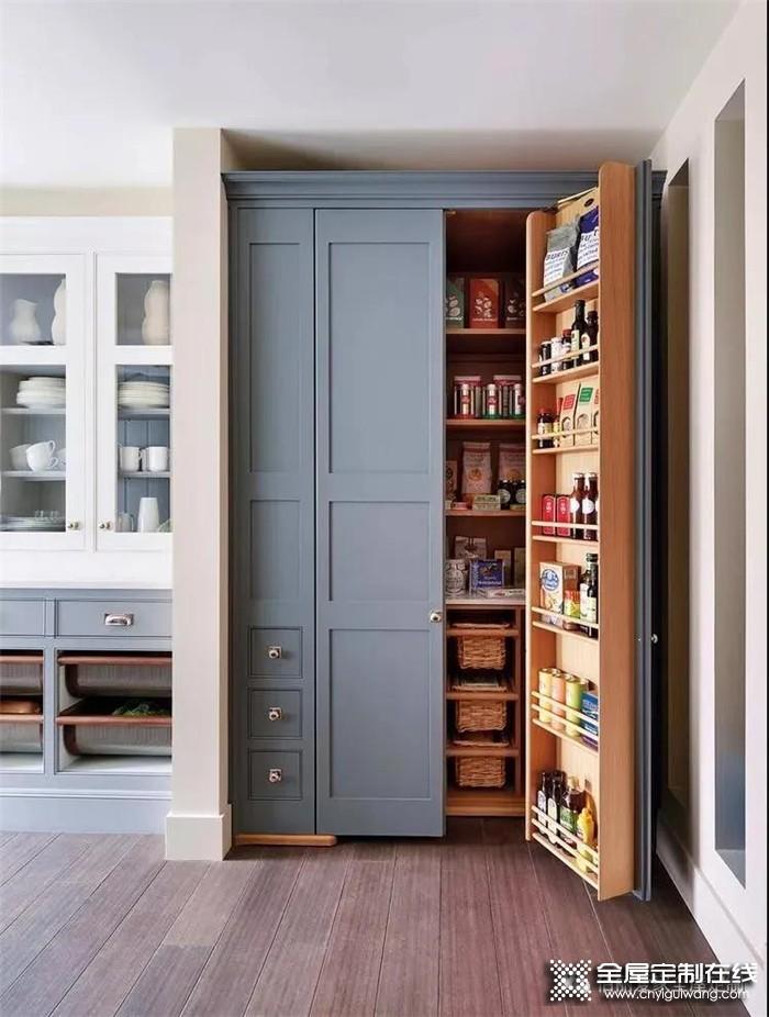 别嫌厨房小,有了佰丽爱家这些橱柜收纳设计,厨房扩容好打理!