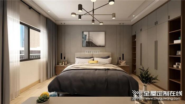 懂得这些尺寸设计,你的卧室也能又美又舒适