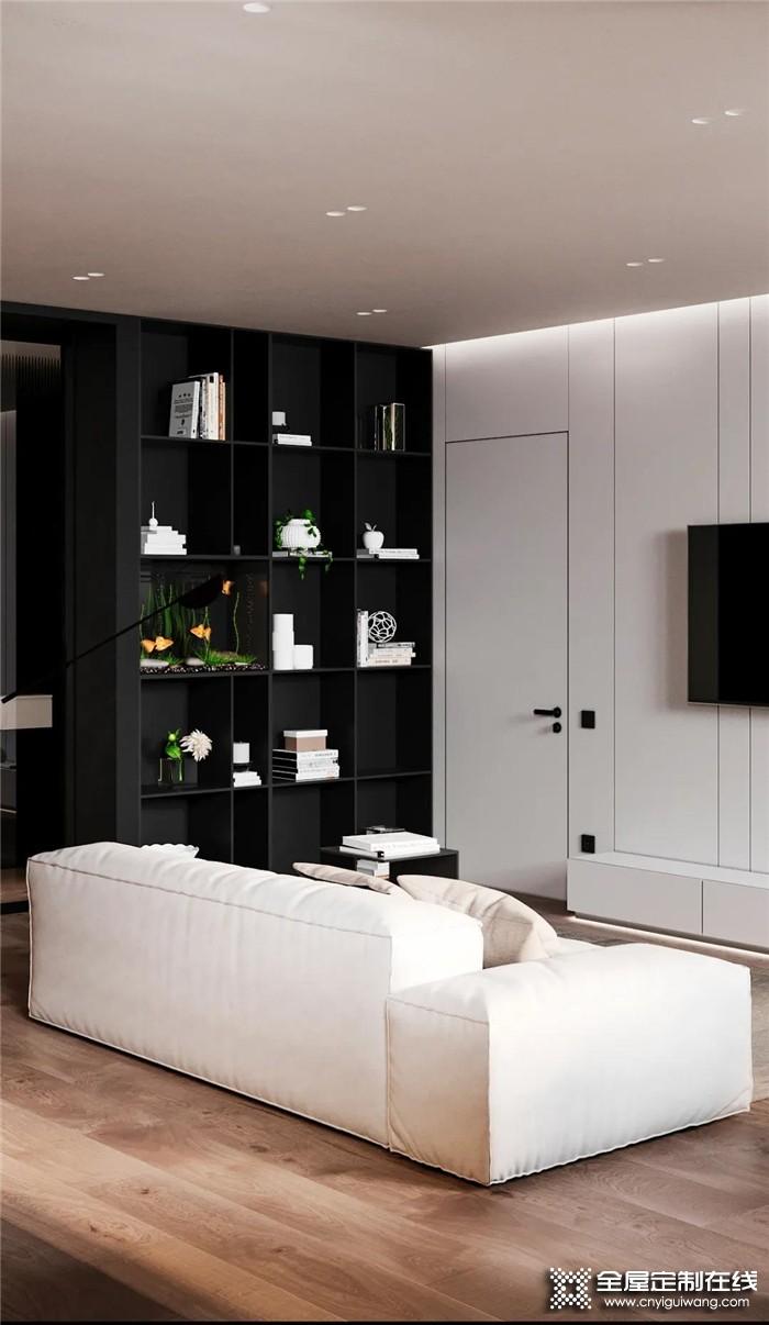 来自欧陆春秋的简奢高级定制,由简而生的奢华品质,营造具有设计感的居住空间