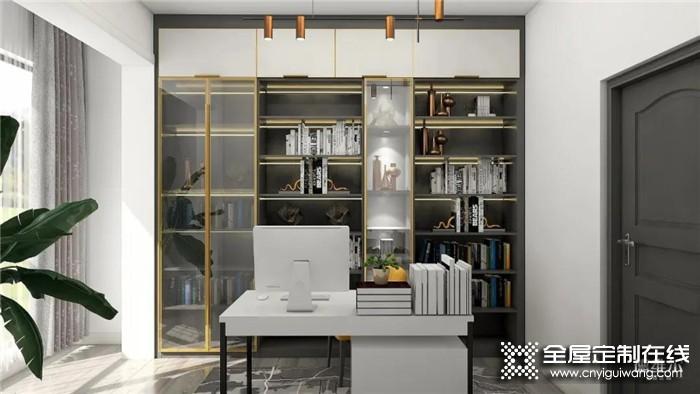 德维尔这12款超受欢迎的书房设计案例,简直太妙了!