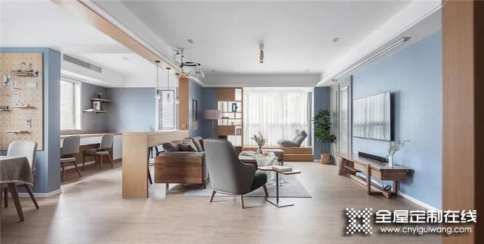 欧陆春秋的极简北欧风,打造高级有质感的家居空间
