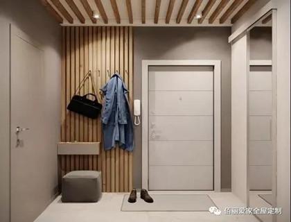 让人眼前一亮的门厅是怎么设计的?看完佰丽爱家说的就恍然大悟了!