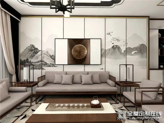 """新中式风格跟着德维尔这样设计,为你诠释什么叫做""""刚刚好""""!"""