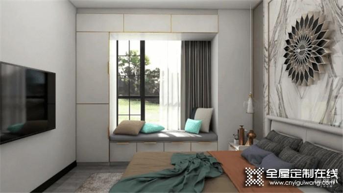 衣柜跟着德维尔这样设计,小卧室一秒变大