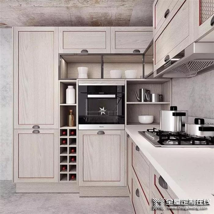关于厨房装修,欧派建议你不要买太便宜的橱柜!